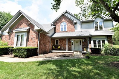 5284 Canary Court, Carmel, IN 46033 - #: 21653742