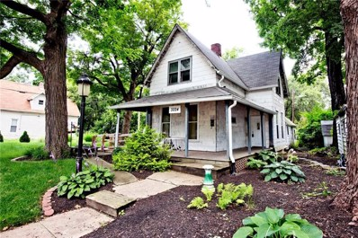 3224 Nowland Avenue, Indianapolis, IN 46201 - #: 21653812