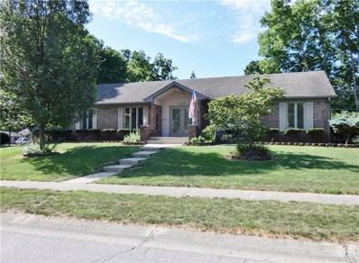 8801 Beckford Drive, Indianapolis, IN 46234 - #: 21653835