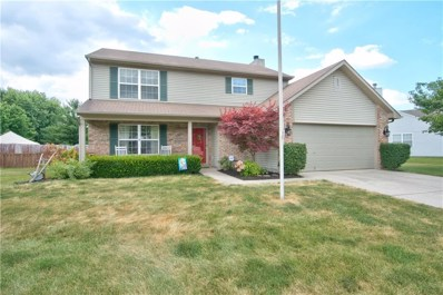 544 Port Drive, Avon, IN 46123 - #: 21653845