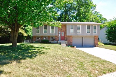 4124 Oil Creek Drive, Indianapolis, IN 46268 - #: 21653923