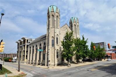 802 N Meridian Street UNIT 106, Indianapolis, IN 46204 - #: 21653931