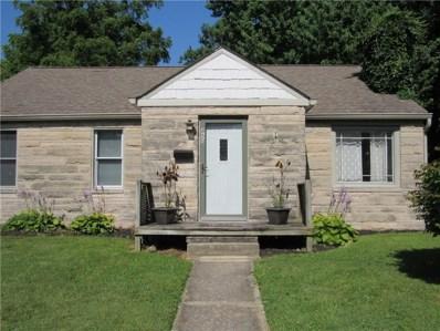 450 Cecil Avenue, Indianapolis, IN 46219 - #: 21653958