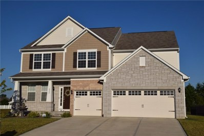 8600 River Ridge Drive, Brownsburg, IN 46112 - #: 21654043