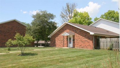 6403 Park Central Drive W, Indianapolis, IN 46260 - #: 21654123
