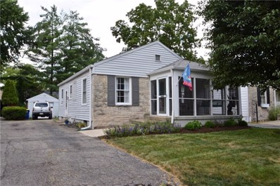 6176 Kingsley Drive, Indianapolis, IN 46220 - #: 21654175