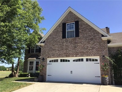 18715 Crestline Court, Noblesville, IN 46060 - #: 21654183
