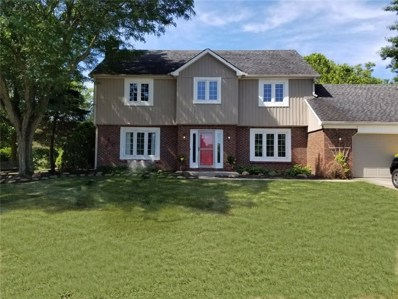 410 Saddle Hill Court, Indianapolis, IN 46234 - #: 21654265