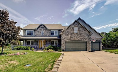 8348 Hunters Meadow Court, Indianapolis, IN 46259 - #: 21654316