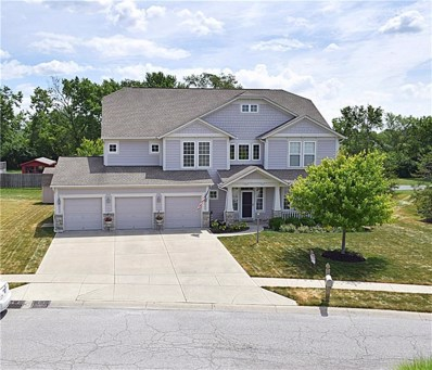 8129 Meadow Bend Lane, Indianapolis, IN 46259 - #: 21654362