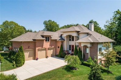 8607 Woodreed Court, Indianapolis, IN 46278 - #: 21654363