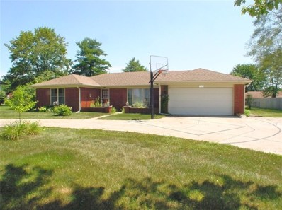 7421 W Sacramento Drive, Greenfield, IN 46140 - #: 21654396