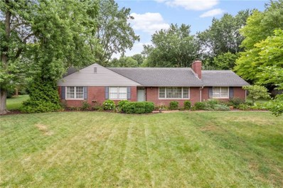 4850 Wyandott Trail, Indianapolis, IN 46250 - #: 21654444