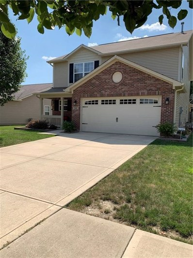 132 Thistlewood Drive, Greenfield, IN 46140 - #: 21654533
