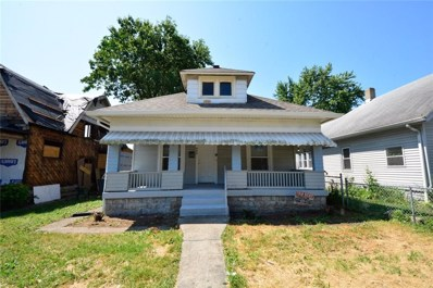 605 W 29th Street, Indianapolis, IN 46208 - #: 21654538