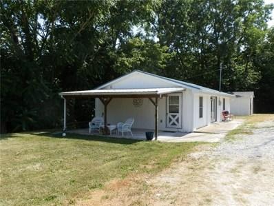 210 Bluff Street, Crawfordsville, IN 47933 - #: 21654550