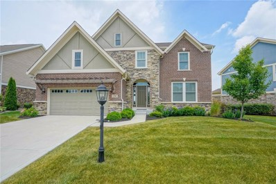12589 Misty Ridge Court, Fishers, IN 46037 - #: 21654609