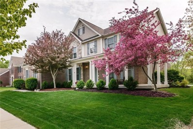 7534 Sedge Meadow Drive, Indianapolis, IN 46278 - #: 21654815