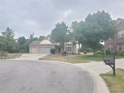 7428 Copperwood Drive, Indianapolis, IN 46217 - #: 21654820