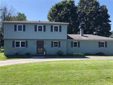 833 Golf Lane, Indianapolis, IN 46260 - #: 21654940