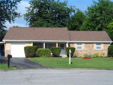 432 Chapel Hill West Drive, Indianapolis, IN 46214 - #: 21654954