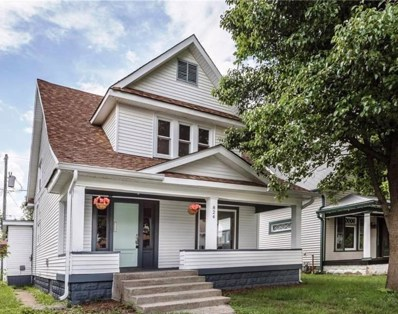 824 Eastern Avenue, Indianapolis, IN 46201 - #: 21654979