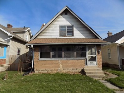 3546 W Michigan Street, Indianapolis, IN 46222 - #: 21655074