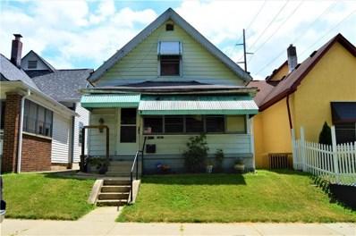 1661 S Talbott Street, Indianapolis, IN 46225 - #: 21655194