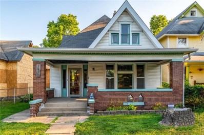 1432 E Woodlawn Avenue, Indianapolis, IN 46203 - #: 21655279