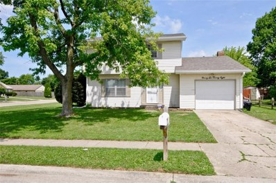 9628 Meadowlark Drive, Indianapolis, IN 46235 - #: 21655283