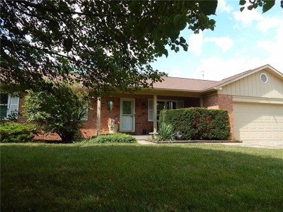 934 Front Royal Drive, Indianapolis, IN 46227 - #: 21655345