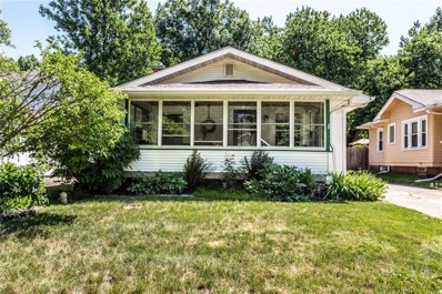 5433 N Winthrop Avenue, Indianapolis, IN 46220 - #: 21655365