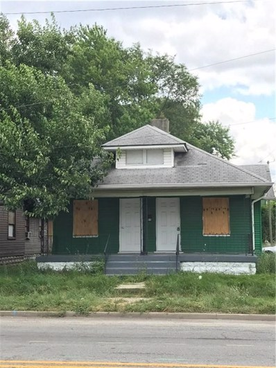 55 S Rural Street, Indianapolis, IN 46201 - #: 21655445