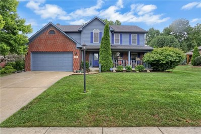 7501 Franklin Parke Woods, Indianapolis, IN 46259 - #: 21655565