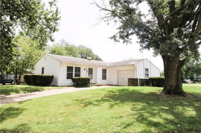 4713 Eastgate Drive, Columbus, IN 47203 - #: 21655689