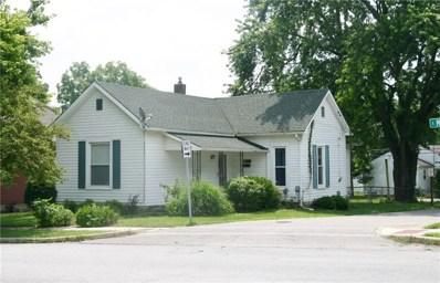 603 E Main Street, Greenfield, IN 46140 - MLS#: 21655727