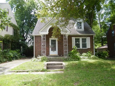 1819 W 10TH Street, Anderson, IN 46016 - #: 21655791
