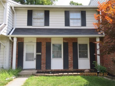 729 Southfield Court UNIT 61, Indianapolis, IN 46227 - #: 21656203