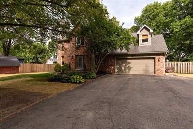 8209 Englewood Road, Indianapolis, IN 46240 - #: 21656236