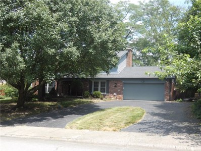 6455 Kingswood Drive, Indianapolis, IN 46256 - #: 21656367