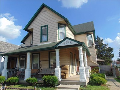 1701 Woodlawn Avenue, Indianapolis, IN 46203 - #: 21656474