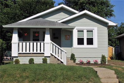 1415 N Chester Avenue, Indianapolis, IN 46201 - #: 21656572