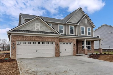 6874 Collisi Place, Brownsburg, IN 46112 - #: 21656644
