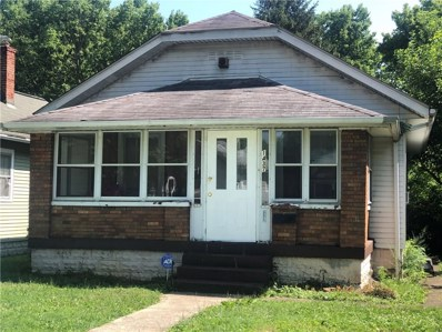 1437 W 34th Street, Indianapolis, IN 46208 - #: 21656662