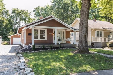 5539 Winthrop Avenue, Indianapolis, IN 46220 - #: 21657789