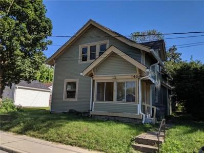 145 Hoefgen Street, Indianapolis, IN 46225 - #: 21658002