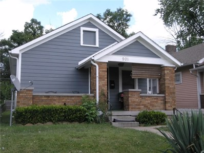 901 N Linwood Avenue, Indianapolis, IN 46201 - #: 21658008