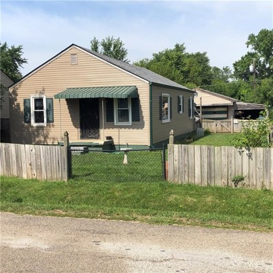 502 S Laclede, Indianapolis, IN 46241 - #: 21658017