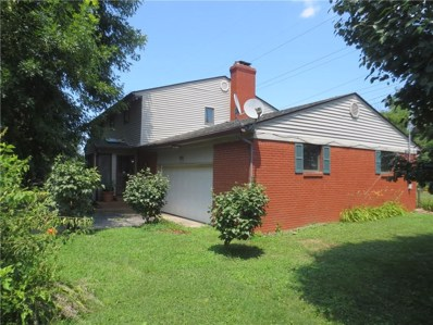 3913 Horner Drive, Indianapolis, IN 46239 - MLS#: 21658122