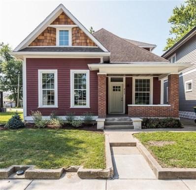 413 Sanders Street, Indianapolis, IN 46225 - #: 21658130